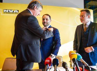 Primer legislador judío ortodoxo en Bélgica