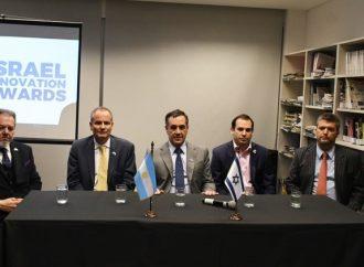 Argentina e Israel lanzaron un premio que reconocerá proyectos innovadores