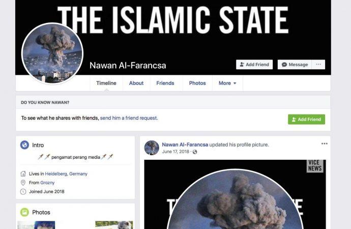 Extremismo islámico en las redes sociales