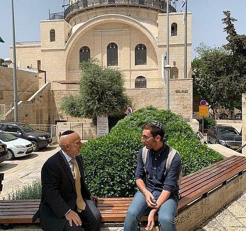 """""""Es todo para el pueblo judío"""": Cuatro décadas de la historia de Jeff Seidel"""