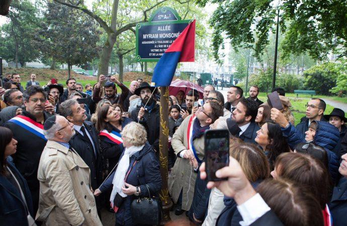 Callejones de París dedicados a la memoria de 3 niños muertos en ataque antisemita