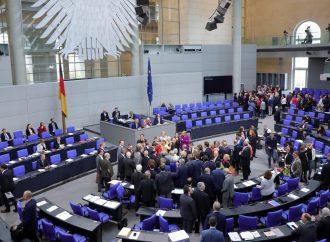 El parlamento alemán aprueba una resolución que llama boicotear al movimiento israelí como antisemita