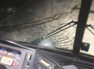 """Conductor de autobús árabe: """"¿Por qué denunciar a un lanzador de piedras? Es un niño"""""""