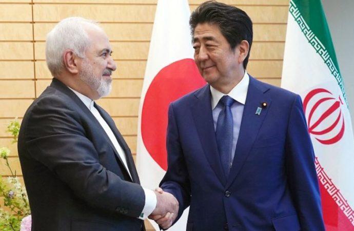 Primer ministro de Japón, Shinzo Abe planea visitar Irán