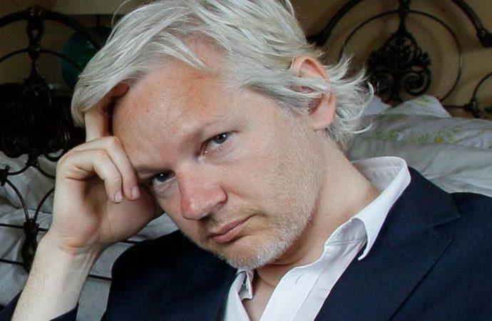 El antisemitismo revelado de Julian Assange