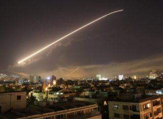 <strong>Ataque aéreo.</strong> Múltiples explosiones sacuden a Siria