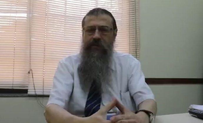 Rabino atacado en Rosario, Argentina