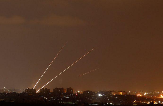 Cúpula de Hierro intercepta cohete lanzado desde Gaza