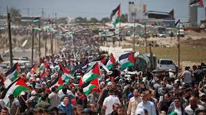 Los palestinos están optando por quedarse atrás