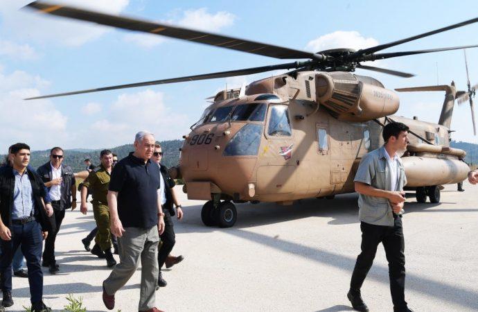 """Netanyahu: """"Tenemos poder para destruir, no nos pongan a prueba"""""""