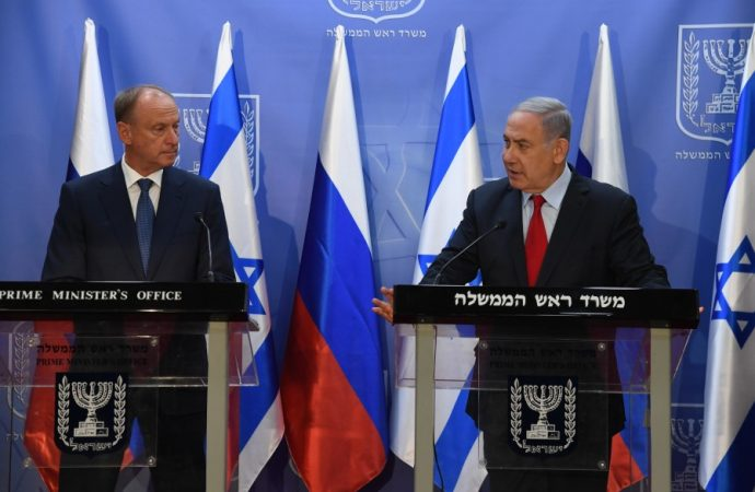 """""""La seguridad de Israel es importante para Rusia"""""""