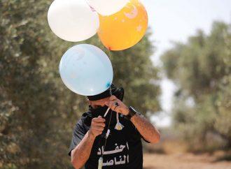 <strong>Castigo.</strong> Israel detiene las transferencias de combustible a Gaza por ataques con globos incendiarios