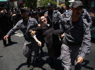 <strong>En Jerusalem.</strong> Manifestación contra la profanación de Shabat: Cinco detenidos