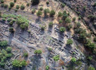 Arqueólogos encuentran puerta de ciudad bíblica de la era del Rey David