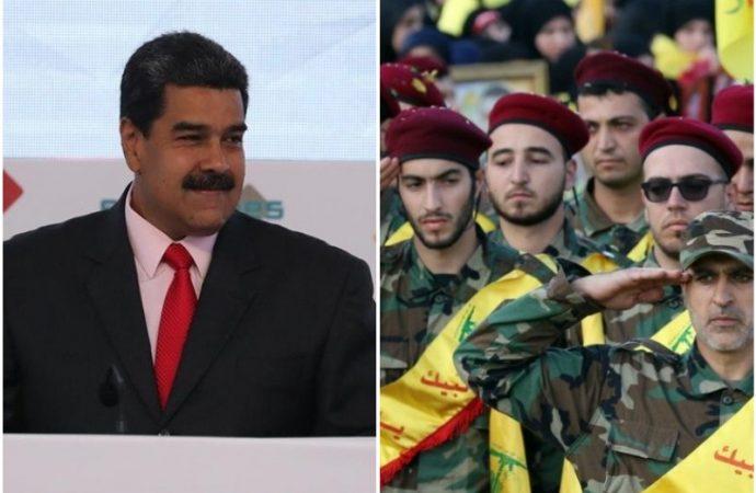 Irán y Hezbolá está convirtiendo a Venezuela en su base de operaciones en Sudamérica