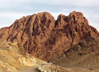 ¿Dónde está el monte Sinaí?