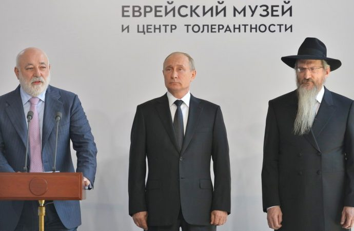 Moscú inaugura el primer monumento importante del Holocausto