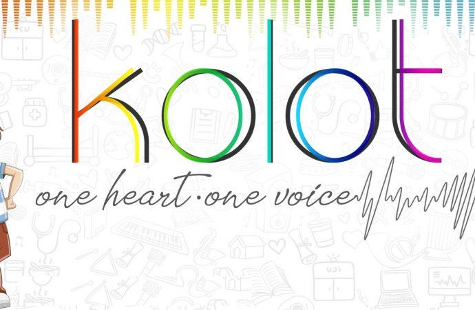 Proyecto Kolot: Un corazón, una voz