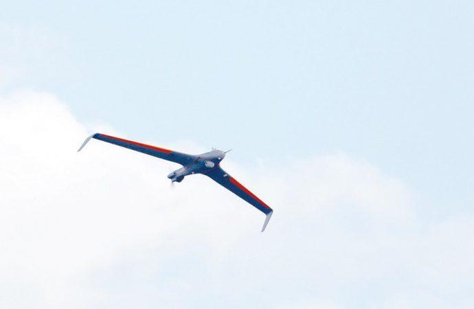 Líder en tecnología de drones