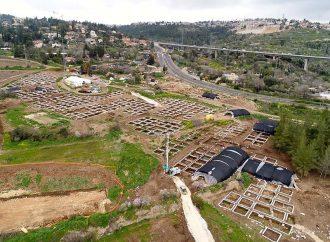 Enorme asentamiento prehistórico