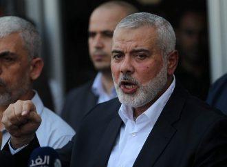 <strong>Una decisión humillante.</strong> Egipto impide que el líder de Hamas abandone Gaza