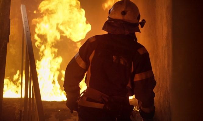 Los incendiarios árabes causaron millones en daños en la base de las FDI