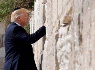 <strong>Estados Unidos.</strong> Cómo Donald Trump se convirtió en el primer presidente judío