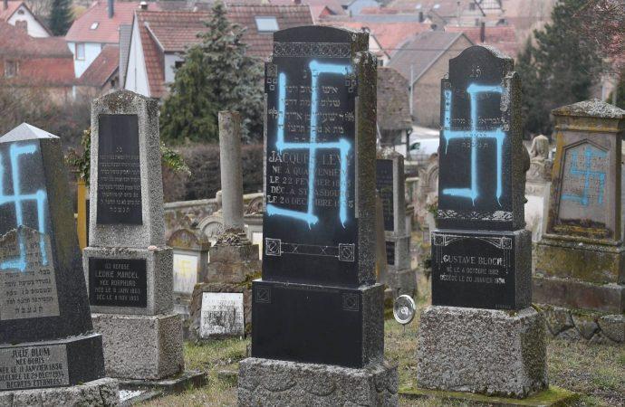 Preocupa el antisemitismo en Europa