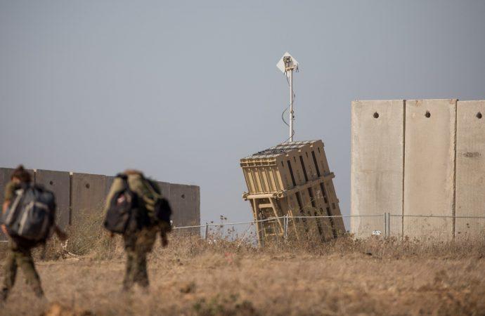 Dispararon cohetes desde Gaza durante dos noches consecutivas