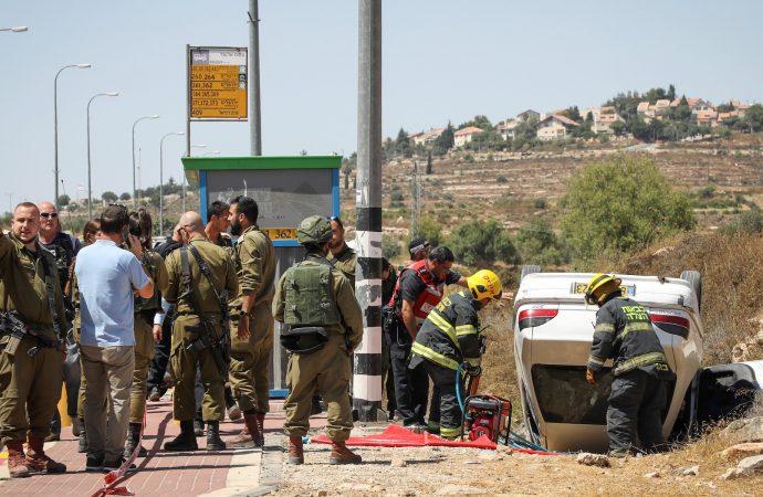 Adolescente israelí permanece en estado grave