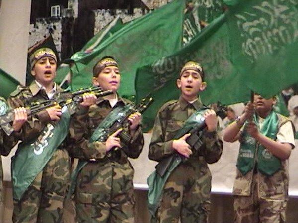 Rapto de la niñez palestina