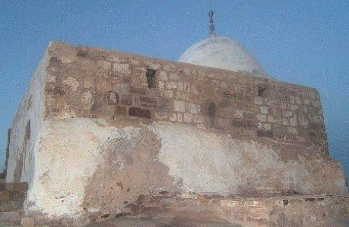 Jordania cierra la tumba de Aarón