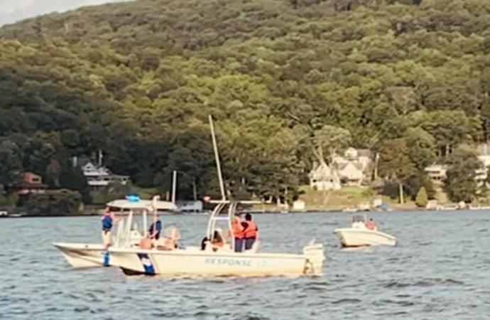 Rabino de Nueva York se ahoga en el lago Greenwood