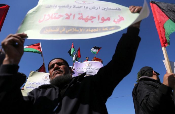 Muerte del activista de Gaza que huyó de Hamas conmociona a los palestinos