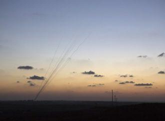Cuatro cohetes dispararon desde Gaza hacia Israel