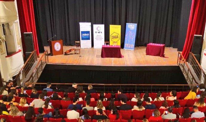 Conferencia de sobreviviente de la Shoá en Tucumán