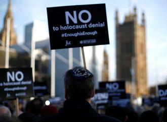 "<strong>Reino Unido.</strong> El ministro del interior promete ""hacer frente al antisemitismo"""