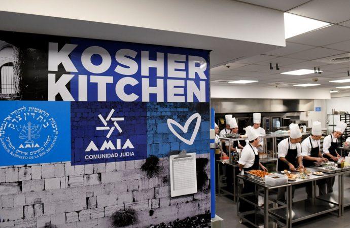 Innovadora alianza para brindar servicio de cocina kosher