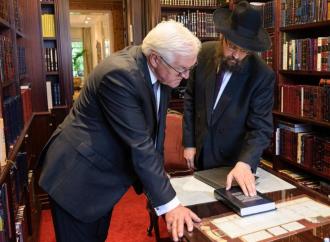 Rabino y sus dos hijos fueron agredidos verbalmente
