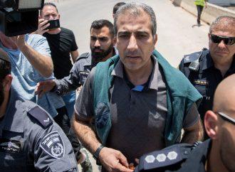 Arrestaron a dos trabajadores palestinos