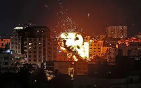 FDI ataca posiciones de Hamas en Gaza