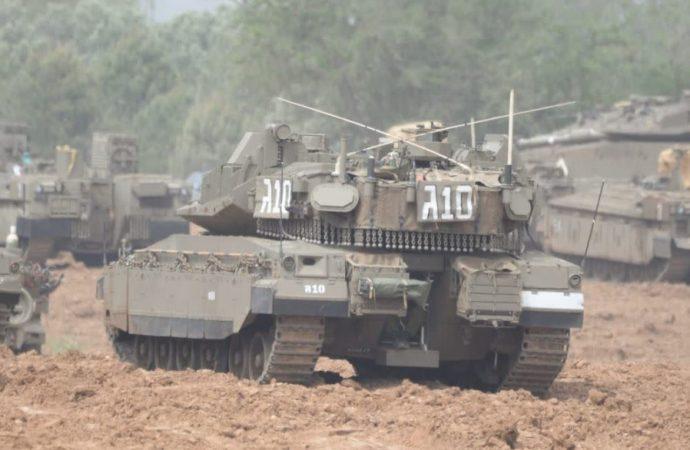 No tendremos más remedio que comenzar una campaña militar en Gaza