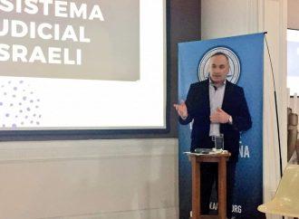 Charla de derecho comparado argentino israelí