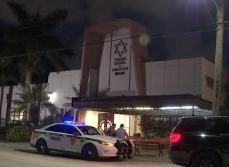 Sospechoso del tiroteo fuera de la sinagoga de Miami acusado de crímenes de odio