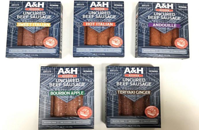 Abeles & Heymann lanza nuevas salchichas kosher