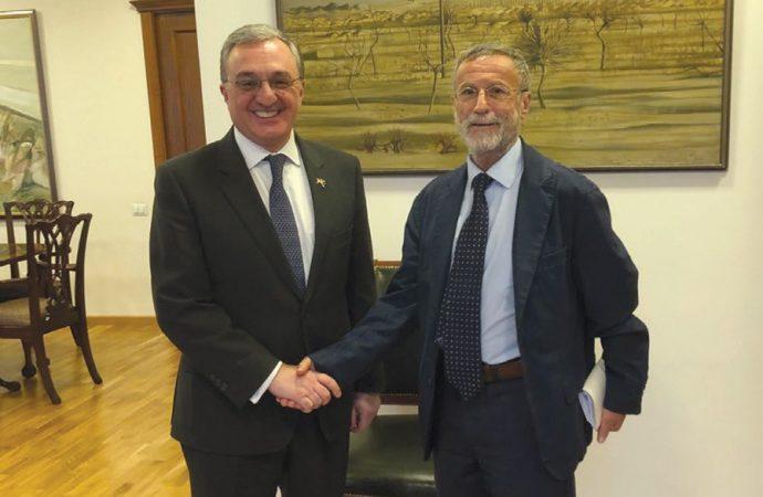 Armenia anuncia que abrirá embajada en Israel