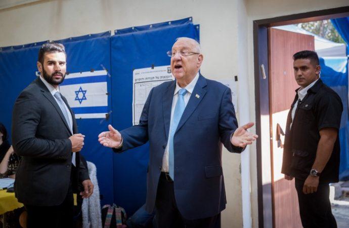 Rivlin inicia el proceso de elección del próximo primer ministro