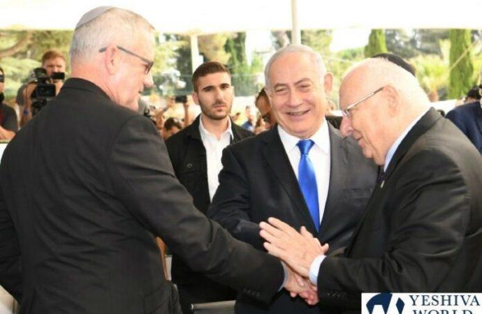Gantz rechaza la mano extendida de Netanyahu hacia el gobierno de unidad nacional