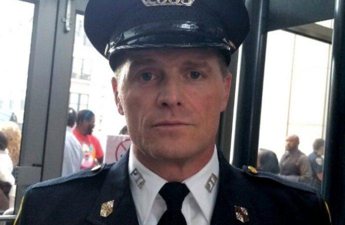 Baltimore obtiene su primer oficial de policía Shomer Shabat