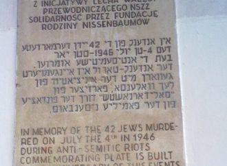 <strong>Antisemitismo.</strong> Israel debe permanecer alerta en sus relaciones con Polonia